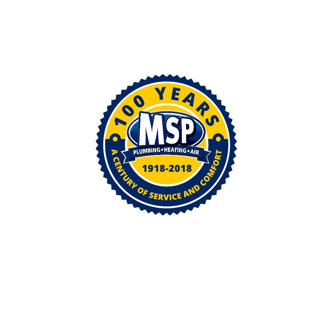 Slick 100th Anniversary Logo for Established Minneapolis Brand