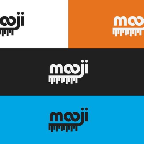 Mooji (logo for music producer)