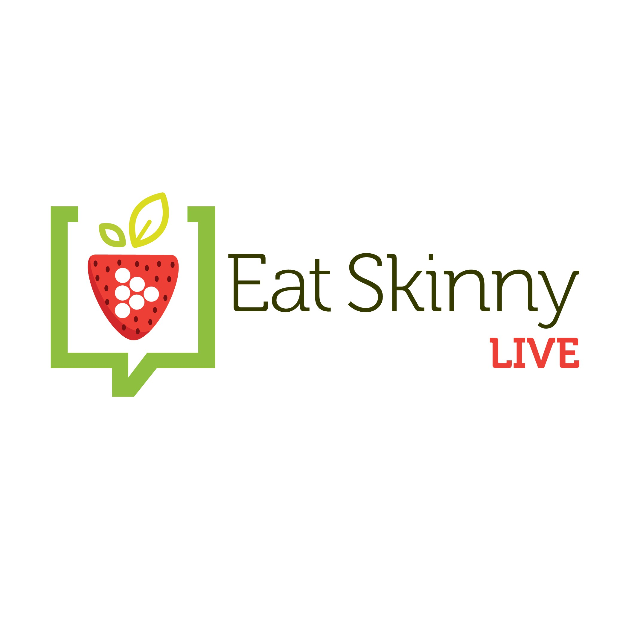 Create a fun, weight losing logo for cooking healthy/skinny meals.