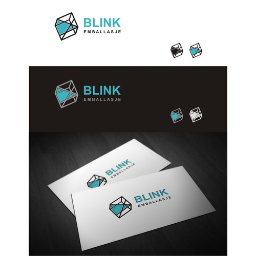 Blink Emballasje needs a new logo