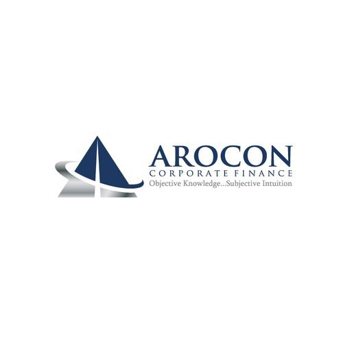 Arocon Corporate Finance needs a new logo