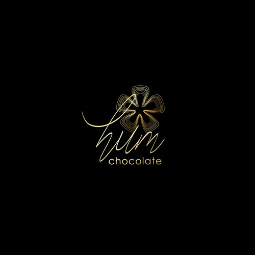 Logo for hand crafted artisan chocolate
