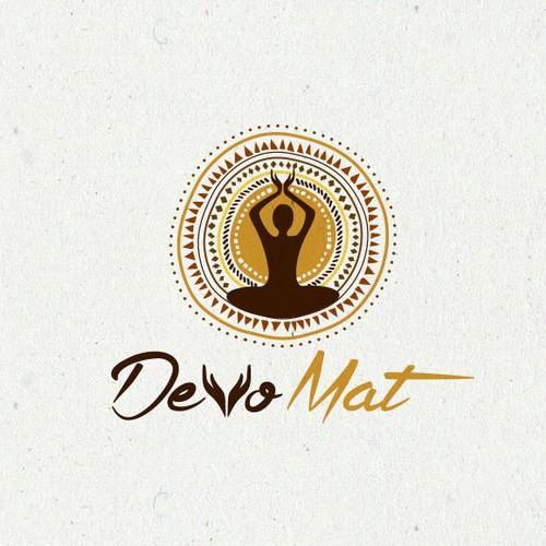 Logo design for Devo Mat