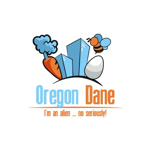 Oregon Dane needs a new logo