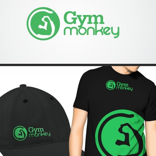 Logo for Gym Monkey