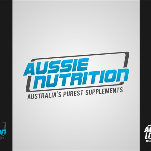 CREATE A NEW LOGO FOR AUSSIE NUTRITION