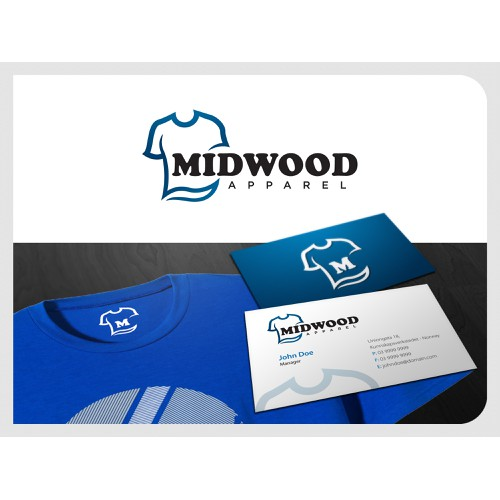 Help Midwood Apparel with a new logo