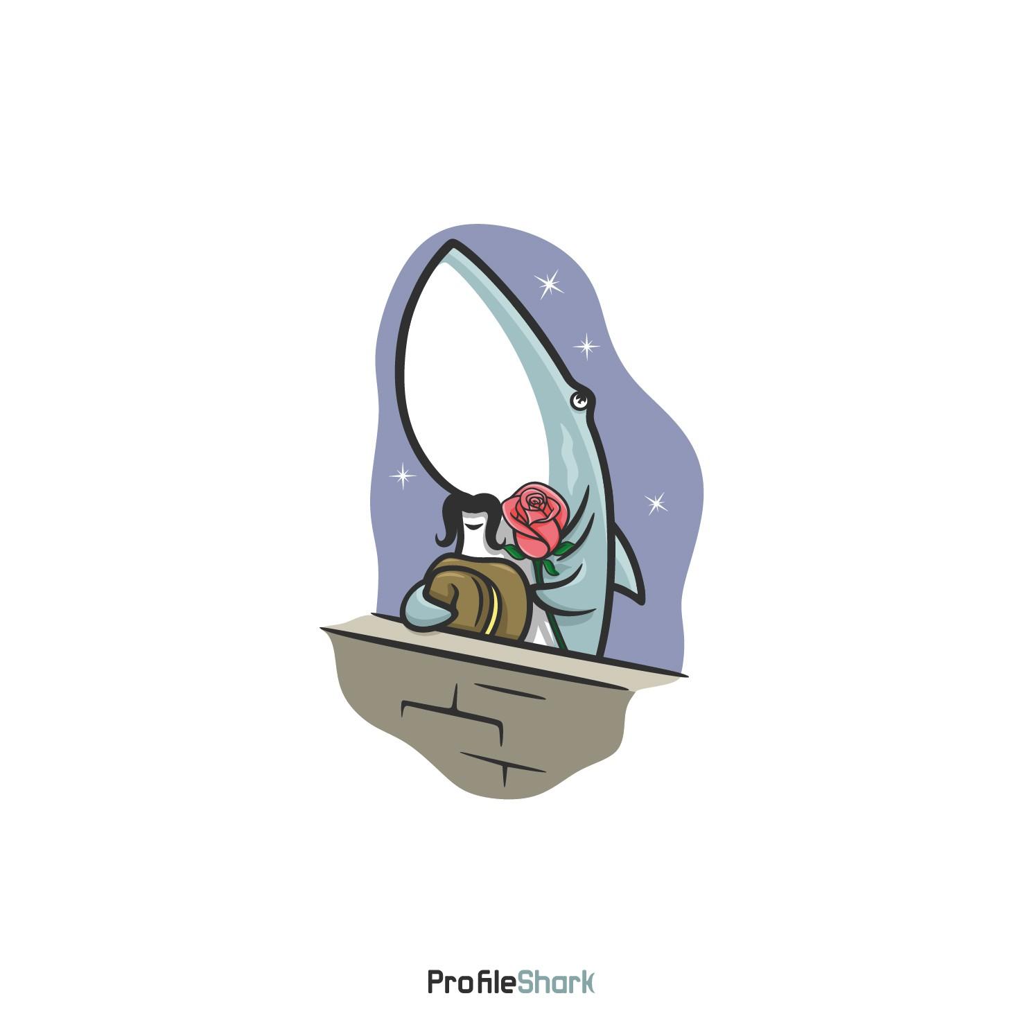 Design a creative, youthful and fun logo for ProfileShark