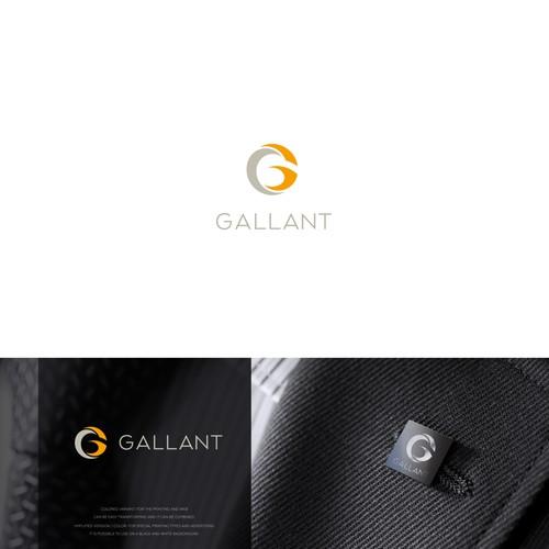 "letter ""G"" concept  Gallant"