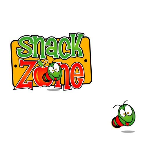 Create the next logo for Snack Zone
