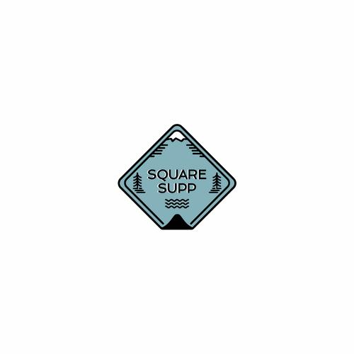 Logo for transdermal patch