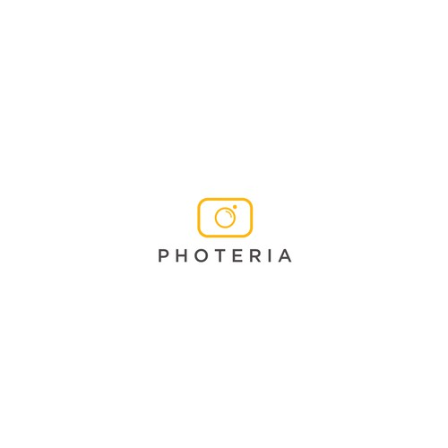 Logo for a new self-service photostudio: PHOTERIA