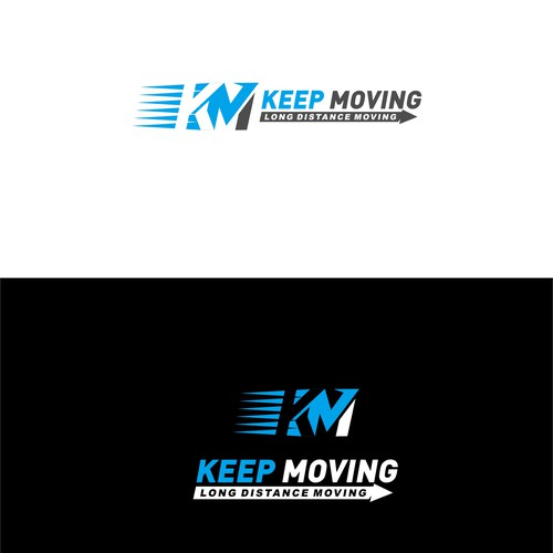 Keep Moving logo contest