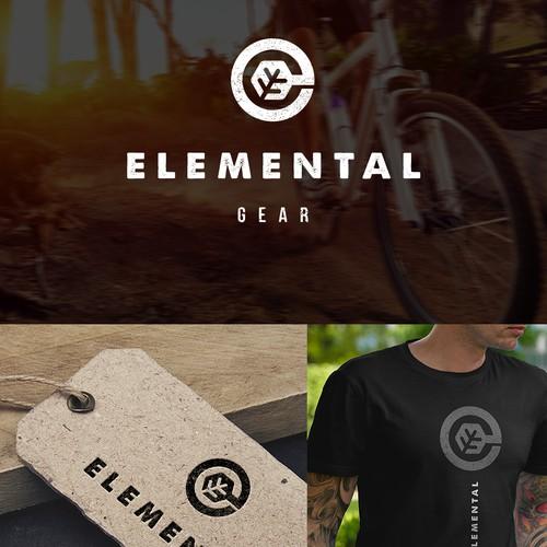 Create a visually memorable logo for an edgy apparel line.