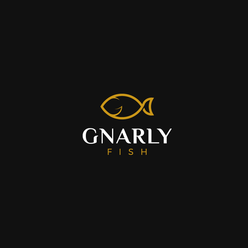 Logo for Gnarly Fish