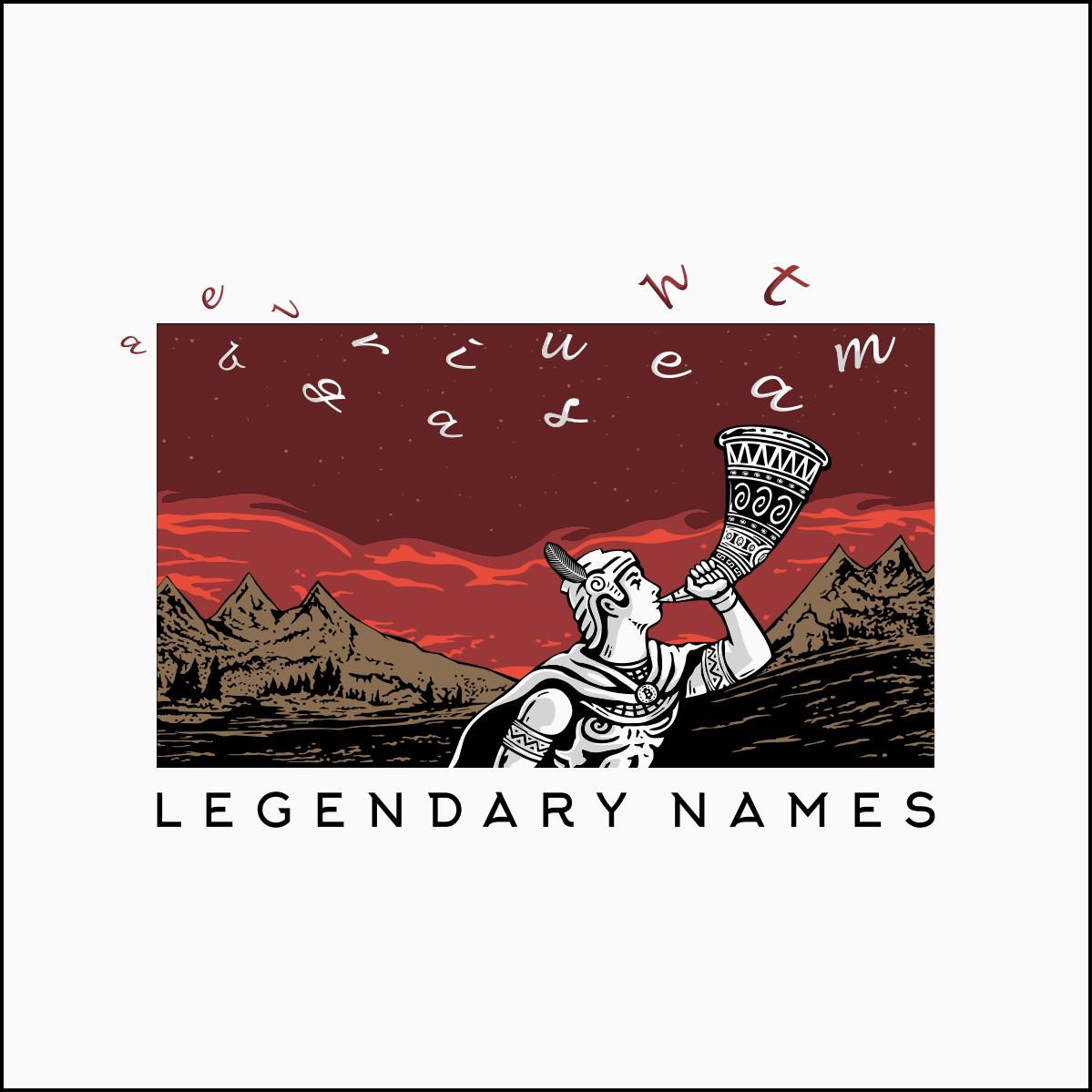 Legendary Names Logo Update