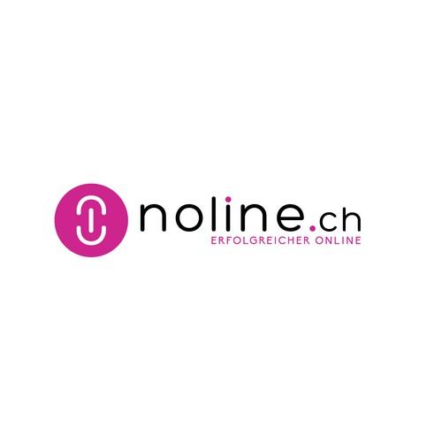 conceptual logo - noline.ch