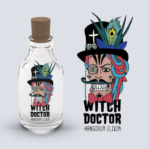 Witch Doctor Logo