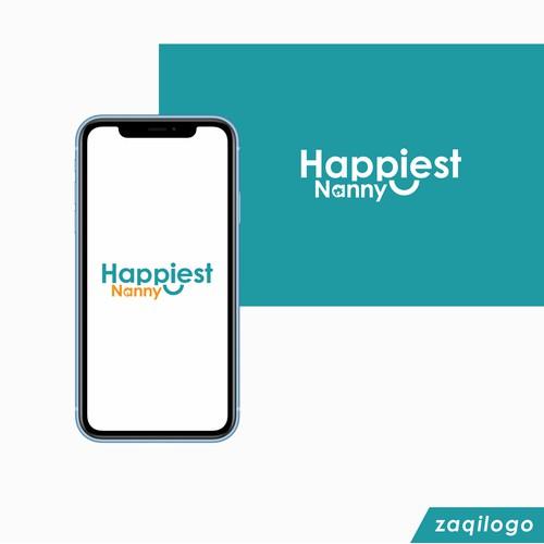 Logo  Happiest Nanny