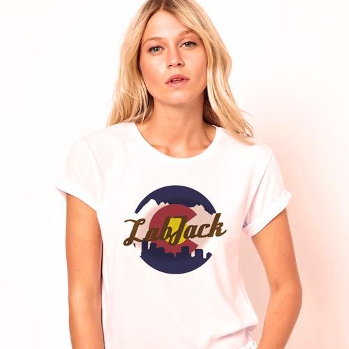 LabJack t-shirt for women