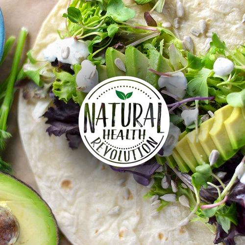 "Logo for ""Natural Health Revolution"""