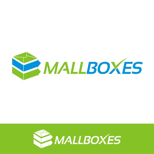 Blow Our Minds With An Amazing Logo Design for Mall Boxes