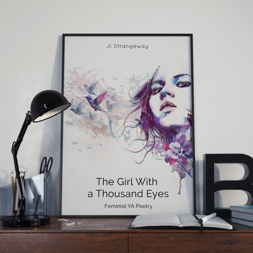 Poster Design - The Girl With a Thousand Eyes