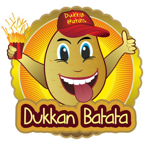 The Potato Shop Logo