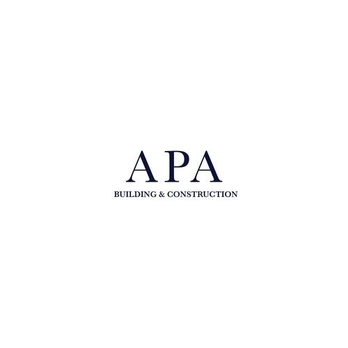 Building & Construction Logo