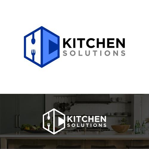 HC Kitchen Logo Concept