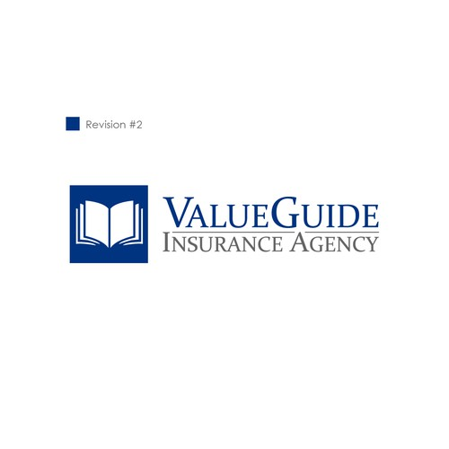 Professional, Simple Logo for ValueGuide Insurance