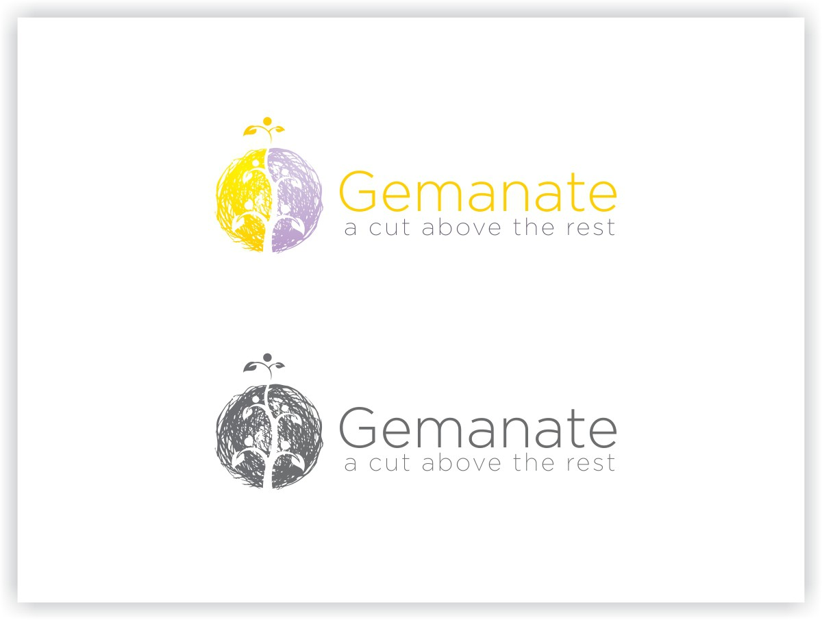 Gemanate needs a new logo and business card
