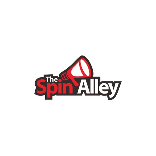 logo for The Spin Alley