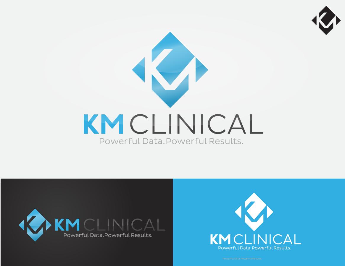 KM Clinical needs a new logo