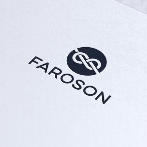 Logo and Jimdo Website for Swedish Fashion Company, Faroson