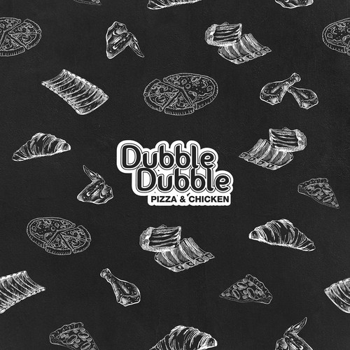 Dubble Dubble Pizza & Chicken Wallpaper
