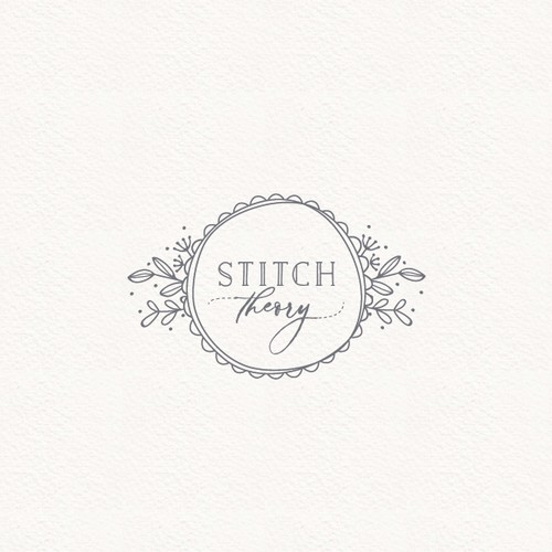logo for stitch theory