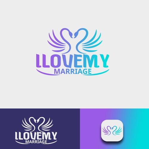 Marriage brand LOGO