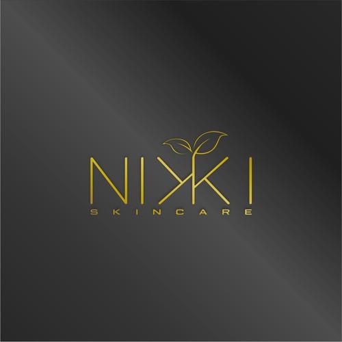 Nikki Skincare Logo Design