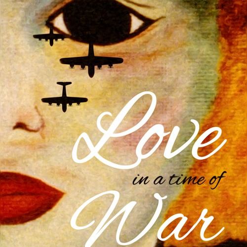 Book Cover for Best-Selling WWII Romance