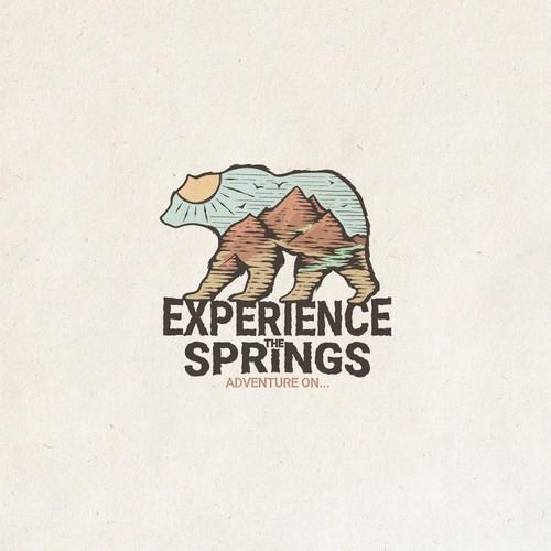 Illustration Logo for Adventure