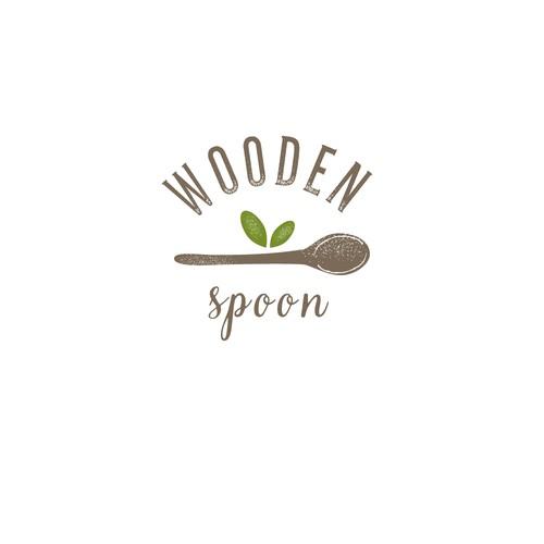 Logo for an organic cosmetic brand