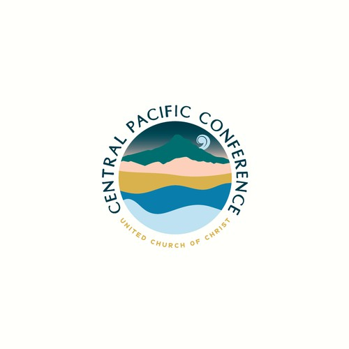 Brand Identity for Central Pacific Conference