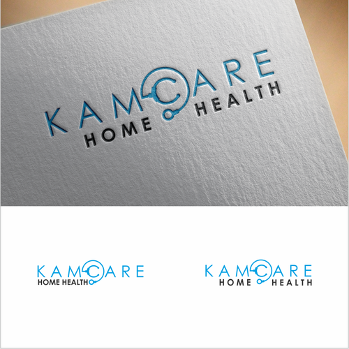 logo for a home health brand