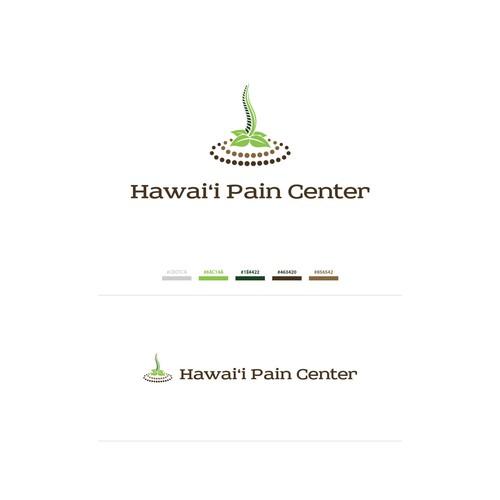 Logo design for medical center in hawai'i