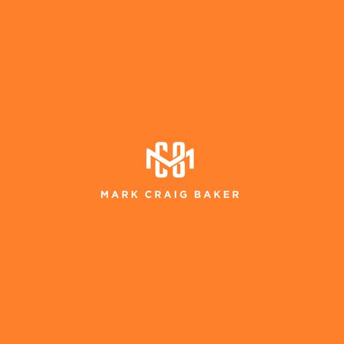 Monogram Concept for Mark Craig Baker