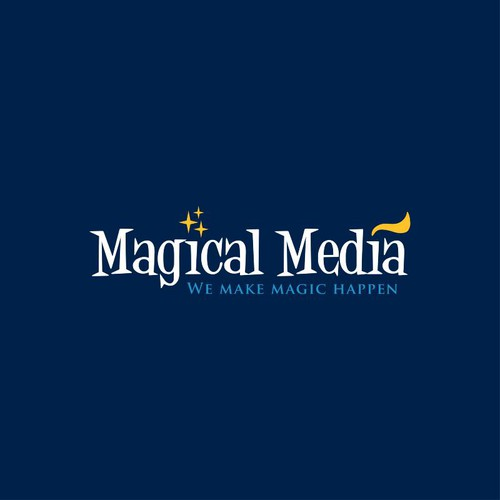 Make magic happen...create a logo for Magic Media