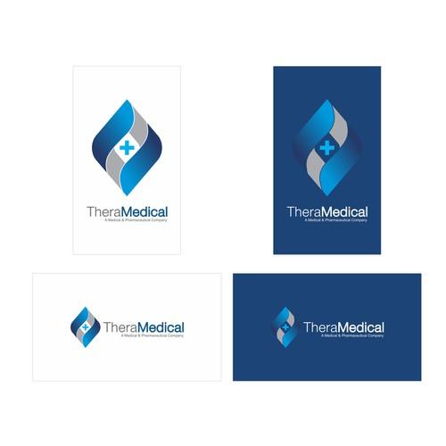 Pharma Company Needs Logo