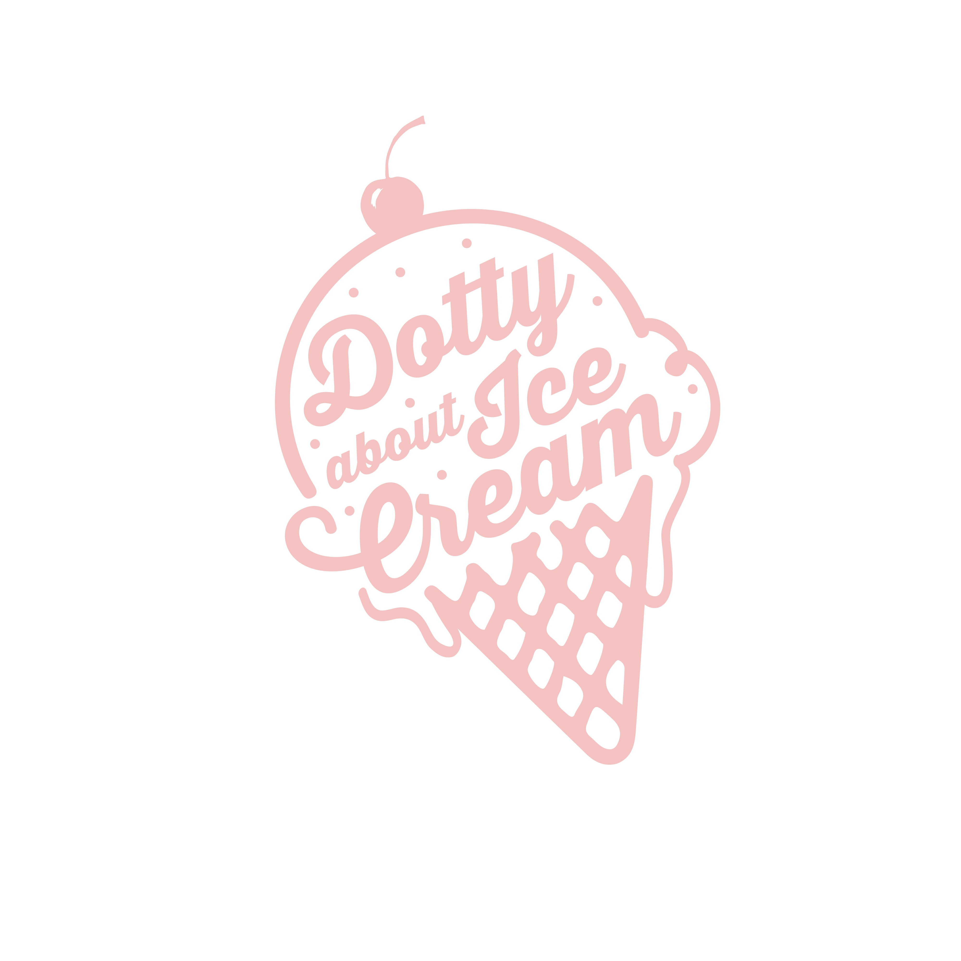 Creating a unique vintage website and logo for a beautiful vintage ice cream van