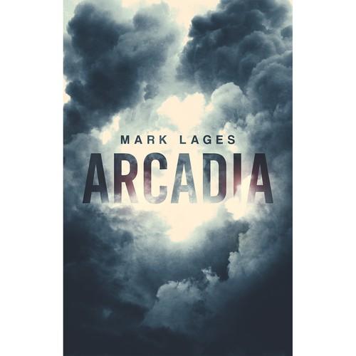 "book cover ""Arcadia"""